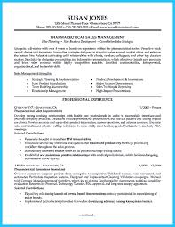 Pharmaceutical Sales Sample Resume by 100 Cleaning Lady Resume Sales Resume Examples Objective