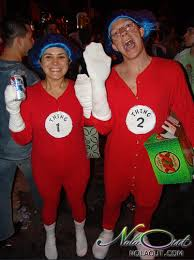 2 Halloween Costumes Original Literary Halloween Costumes