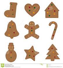 gingerbread christmas cookies stock photos image 33295113