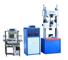 2015 new style waw computerized electro hydraulic servo waw computerized electro hydraulic servo hydraulic tensile testing machine