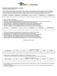 disaster recovery test results report template and disaster
