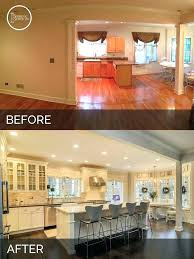 how to decorate a tri level home tri level home decor level remodel before and after kitchen