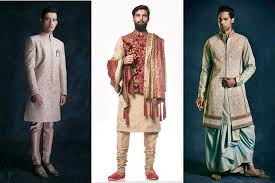 Indian Wedding Dress For Groom What U0027s For Grooms This Wedding Season Livemint