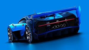 future bugatti 2020 bugatti reveals vision gran turismo