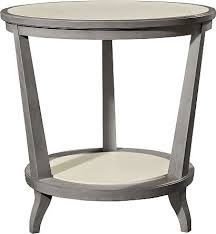 hickory chair side tables rye round side table ash from the 1911 collection collection by