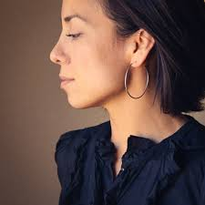 large earrings best womens black hoop earrings photos 2017 blue maize