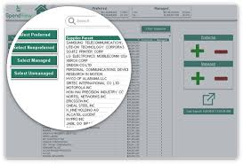 100 procurement spend analysis template example configuring