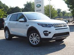 silver land rover discovery land rover greensboro vehicles for sale in greensboro nc 27407