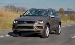 volkswagen jeep 2013 2015 volkswagen touareg first drive u2013 review u2013 car and driver
