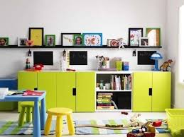 Wall Shelf For Kids Room by 41 Clever Organizational Ideas For Your Child U0027s Playroom