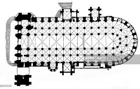 cathedral floor plan bourges cathedral floor plan pictures getty images