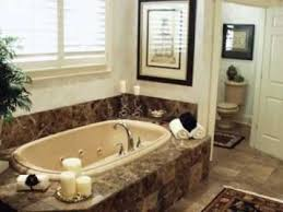 bathroom tub decorating ideas simple garden tub decor ideas