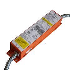 emergency lighting battery life expectancy vpl em led3 81981 led volumetric panel gen iii emergency battery 16w