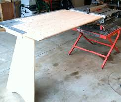 Ridgid Table Saw Extension Portable Table Saws Bosch Or Dewalt Thisiscarpentry