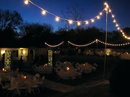 Edison Lights String by Edison Lights Bulb String Image Of Great Outdoor Party String