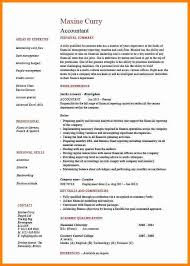 sle resume format for accounting assistant job summary curriculum vitae sle accounting assistant 28 images 8 cv