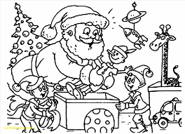 beautiful printable coloring pages for christmas