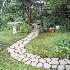 Do It Yourself Backyard Ideas by Best 25 Cobblestone Walkway Ideas On Pinterest Stone Water