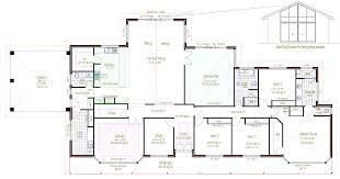 48 3 bedroom house plans rectangle open floor plans barn house