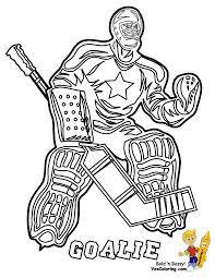 slap shot hockey printables hockey gear players free