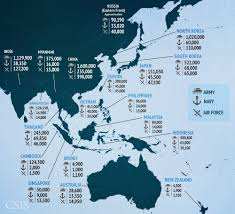 Map Of South China Sea This Chart Shows That The South China Sea Is One Of The Most
