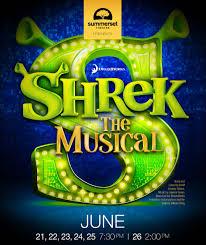 shrek arrives austin u2014 summerset theatre