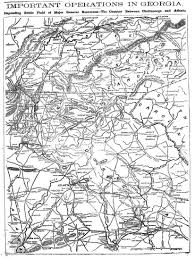 New York Central Railroad Map by The Usgenweb Archives Digital Map Library Georgia Maps Index