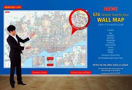 Map Of Toronto And New York by Toronto Cccmaps Com Canada U0027s Map Company