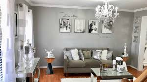 formal living room makeover reveal youtube