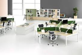 Open Plan Office Furniture Systems In NYC Benhar Office Interiors - Open office furniture