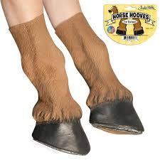 fake horse head horse hooves archie mcphee co