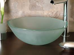 Cool Bathroom Sink Ideas 20 Glass Sink Design Ideas For Bathroom Inspirationseek Com