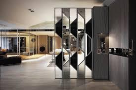 living room partition modern open living room partition interior design