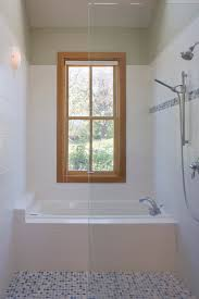Windows In Bathroom Showers Window In Bathtub Shower Area I Ve Been Told That Is Not A