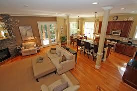 Open Kitchen Dining And Living Room Floor Plans by Floor Plans Open Kitchen Dining Living Design Floor Plans Open