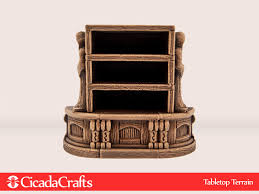 tradecraft bonus tabletop chests rugs and dungeon features