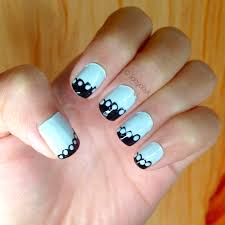 manicure monday lace nails styled with joy