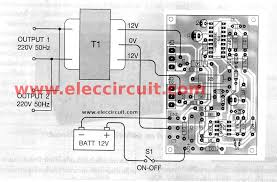 how to build the 200 watts home inverter projects u2013 electronic