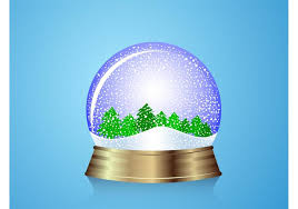 snow globe free vector 4658 free downloads