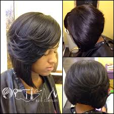 sew in bobs hairstyles hair is our crown