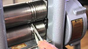 jewelry rolling mill preview of using a rolling mill to create various wire shapes and
