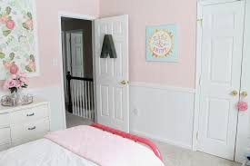 Pink Peonies Nursery Ainsley U0027s Anthropologie Inspired Bedroom Welcometothemousehouse Com