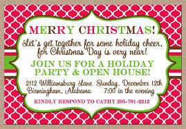 impressive christmas potluck party invitation wording theruntime com