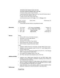 Life Coach Resume Sample by Coaching Resume Cover Letter Resume Templates