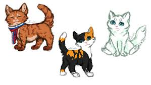 sketches kittens by tombstone it is cool on deviantart