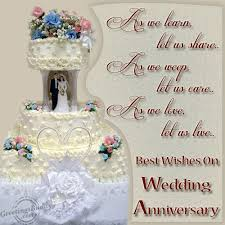 Best 25 Anniversary Wishes To Best Wishes On Wedding Anniversary Greetingsbuddy Com