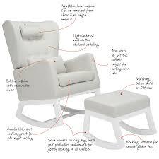 nursery rocking chair with ottoman nursery rocking chair with ottoman say hello to the new mimmie