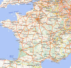Dordogne France Map by Camping Adventures From The North To The South Along The West