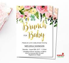 baby brunch invitations 2619 best baby shower invitations images on baby