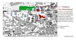 Kaiserslautern Germany Map by Kontakt